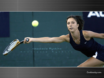 Anastasia Myskina Tennis Player Hot Sexy Gallery