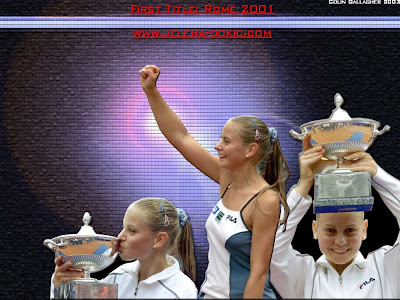 Jelena Dokic Tennis Player Photo Gallery