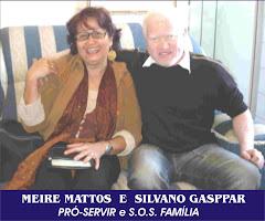MEIRE MATTOS E SILVANO GASPPAR