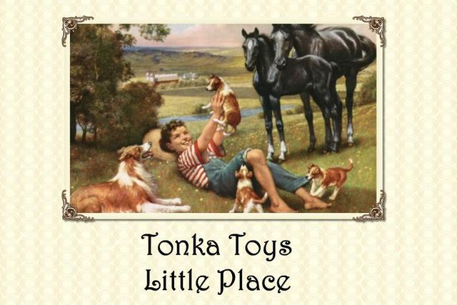 Tonka Toys Little Place