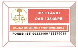 DR. FLÁVIO