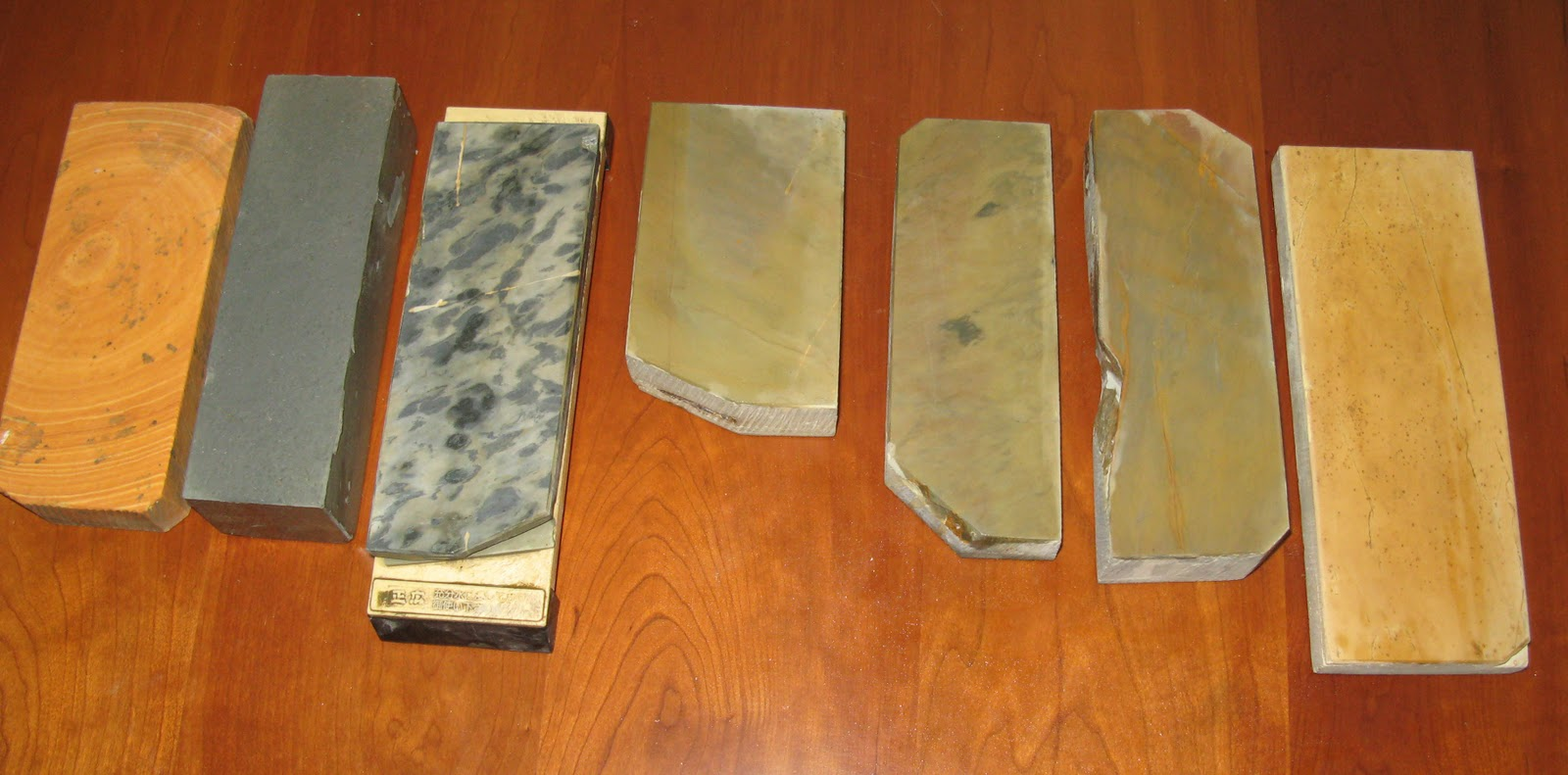 Best Natural Sharpening Stones