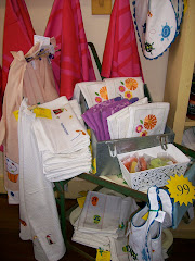 Aprons and dishtowels, Oh my!