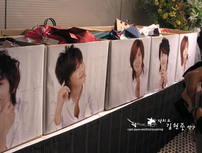 SS501 in Christmas Show in Japan 2009