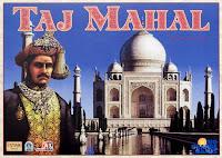 Taj Mahal - krabice