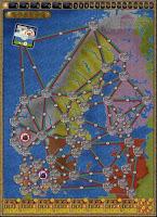 Nordic - rozšíření hry Funkenschlag