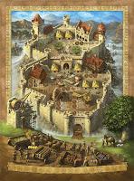 Im Schutze der Burg