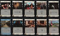 Deset akčních karet - doporučené pro první hry