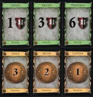 Karty vítězných bodů a peněz