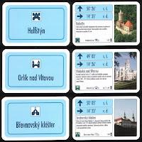 /></a>Karty míst mají jednoduchou, ale účelnou <strong>grafiku.</strong> Na přední straně karty je vždy název místa, na zadní straně pak najdete  přesný údaj o zeměpisné poloze místa a bližší charakteristiku místa i s  fotografií. Bodovací žetony jsou dřevěné. Každá z verzí hry má svůj  odstín karet. Kulíkov má světle modrou, Řáholec světle zelenou,  Kotěhůlky hnědou.<br /> <br /> O úspěchu ve hře rozhodují především vaše znalosti. Svou roli ale hraje  to, jak dokážete blufovat – přesvědčit ostatní. Budou-li například často  zpochybňovat dobře umístěné karty, budou muset odevzdat hodně svých  žetonů. A naopak, pokud nezpochybní vaše rozhodnutí, i když není  správné, o žetony nepřijdete.<br /> <br /> Hra má také ještě jeden rozměr, který z ní činí <strong>výbornou společenskou zábavu</strong>.  Každá karta vám dává příležitost něco nového se dozvědět. Při ověřování  správného umístění si můžete jednak přečíst podrobnosti k místu, jednak  kdokoliv z hráčů může připojit nějakou historku či zajímavost. Záleží  jen na hráčích, kteří se u hry sešli. Rozhodně se tedy nejedná jen o  suchou hru, která testuje vaše znalosti. Naopak, mnohé se můžete  dozvědět. Hra se proto hodí pro rodinné hraní. Ocení ji také mnozí jak  příležitostní, tak zkušení hráči moderních společenských her. </span></p> <!-- p { margin-bottom: 0.21cm; }a:link { color: rgb(0, 0, 128); text-decoration: underline; } --> <p><span style=