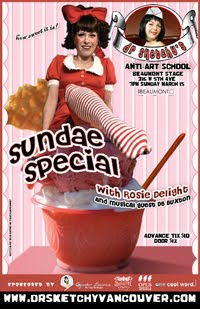 Sundae Special- March 2009