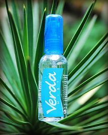 Pilihan Warna Botol Verdamist