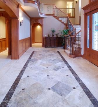 Home Decorating Center: Floor Tile Design For Better Home Decor