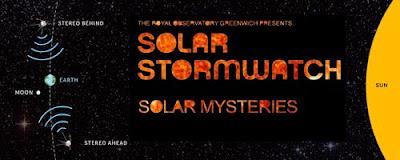 Solar Stormwacth STEREO