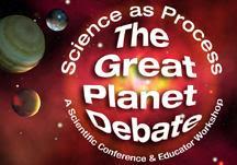 Logo de El gran debate planetario