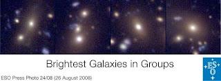Cuatro grupo de galaxias - Imagen Para ampliar