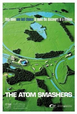 Póster de The Atom Smashers
