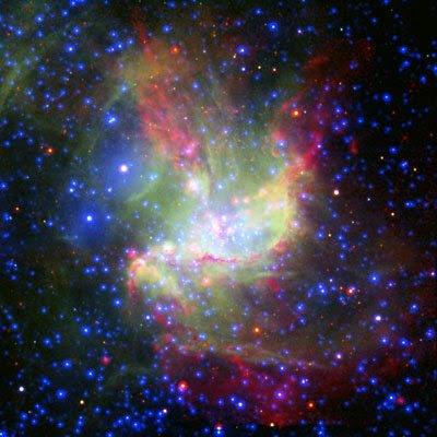 NGC 346-Ampliar
