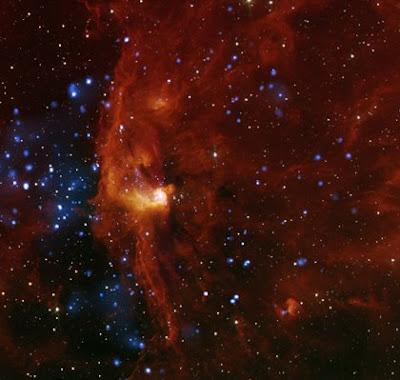 RCW 108 por Chandra y Spitzer