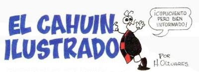 El Cahuín Ilustrado