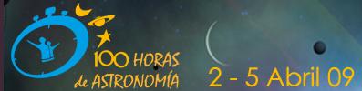 100 horas de astronomía