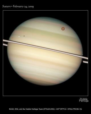 Cuádruple tránsito en Saturno