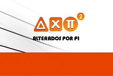 Logo de Alterados por Pi II