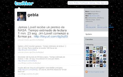 Gebla en Twitter