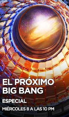 El próximo big bang
