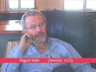 El director de Las Campanas Miguel Roth