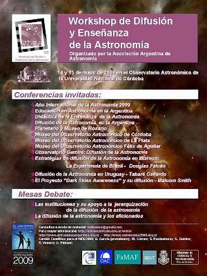Poster WDEA2009
