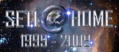 SETI@home 1999-2009