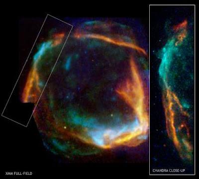 Remanente de supernova RCW 86