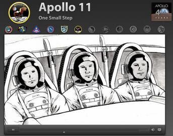 Misiones Apolo ilustradas