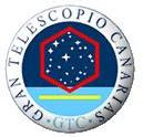 Logo del Gran Telescopio Canarias