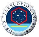 Logo del Gran Telescopio Canarias