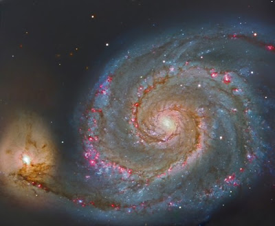 Galaxia M51