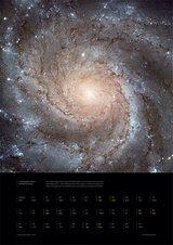 Calendario Hubble 2007