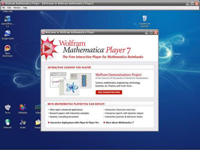 Mathematica Player