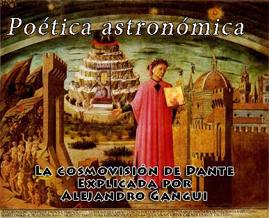 Poética Astronómica y Dante y la Divina Comedia