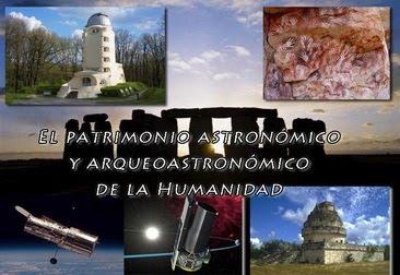 Patrimonio Astronómico