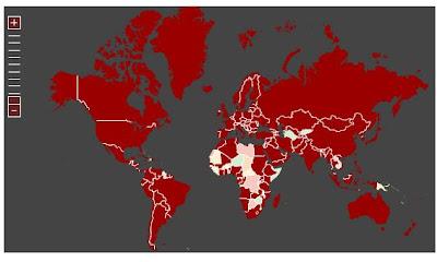 Países AIA2009