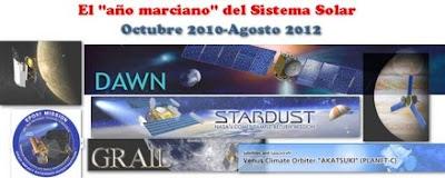 2010-2012 Año del Sistema Solar