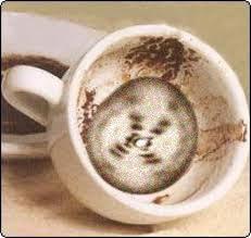 Borra de café-ADN