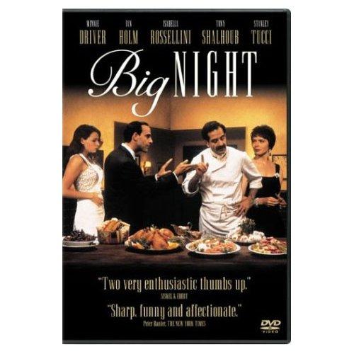 how tall is big night