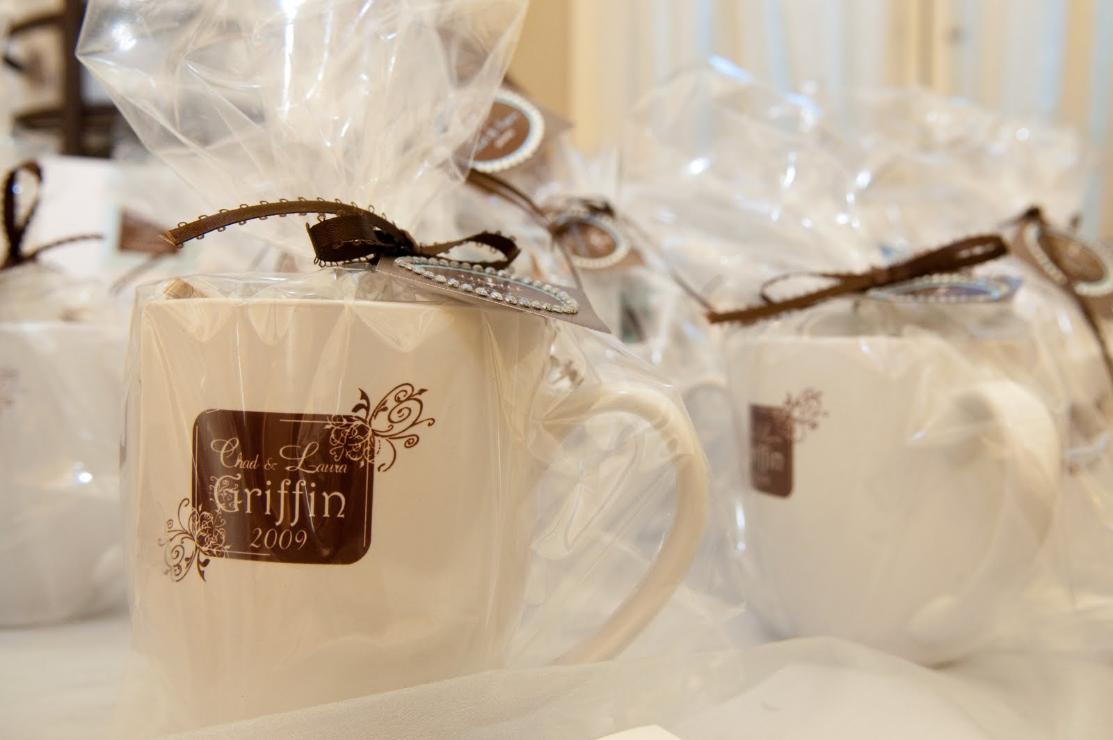 House Of Thrifty Decor Who Needs A Wedding PlannerWedding Favors On A Budget Take 3