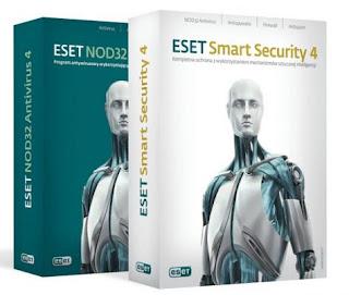 برنامج الحمايه المميز في مجاله في اخر اصدارته بنسختيه ESET Smart Security 4.2.40 & NOD32 Antivirus 4.2.40 وعلي اكثر من سيرفر Eset