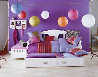 bedroom interior for child