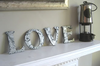Love Graffiti Silver Art