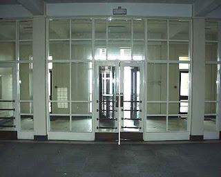 Interior Door Silver Color Ideas